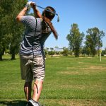 The popularity of golf in the world